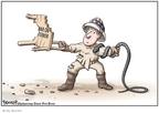 Cartoonist Clay Bennett  Clay Bennett's Editorial Cartoons 2008-02-26 phone
