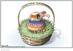 Cartoonist Clay Bennett  Clay Bennett's Editorial Cartoons 2008-03-23 bird