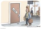 Cartoonist Clay Bennett  Clay Bennett's Editorial Cartoons 2008-04-05 fly