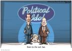 Cartoonist Clay Bennett  Clay Bennett's Editorial Cartoons 2008-05-21 win