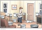 Cartoonist Clay Bennett  Clay Bennett's Editorial Cartoons 2008-06-22 economics