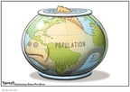 Cartoonist Clay Bennett  Clay Bennett's Editorial Cartoons 2008-06-29 Animal Planet
