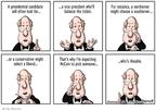 Cartoonist Clay Bennett  Clay Bennett's Editorial Cartoons 2008-07-23 ticket