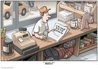 Cartoonist Clay Bennett  Clay Bennett's Editorial Cartoons 2008-09-18 owner