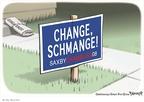 Cartoonist Clay Bennett  Clay Bennett's Editorial Cartoons 2008-11-16 2008 election