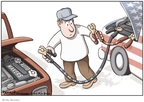 Cartoonist Clay Bennett  Clay Bennett's Editorial Cartoons 2008-11-20 economics