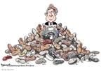 Cartoonist Clay Bennett  Clay Bennett's Editorial Cartoons 2008-12-18 paper