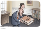 Cartoonist Clay Bennett  Clay Bennett's Editorial Cartoons 2009-03-10 scientific
