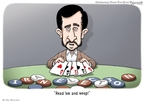 Cartoonist Clay Bennett  Clay Bennett's Editorial Cartoons 2009-06-16 rig