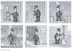 Cartoonist Clay Bennett  Clay Bennett's Editorial Cartoons 2009-06-30 key