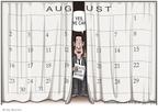 Cartoonist Clay Bennett  Clay Bennett's Editorial Cartoons 2009-08-04 2008 election
