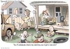 Cartoonist Clay Bennett  Clay Bennett's Editorial Cartoons 2009-08-19 data