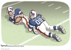 Cartoonist Clay Bennett  Clay Bennett's Editorial Cartoons 2009-08-23 member