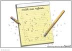 Cartoonist Clay Bennett  Clay Bennett's Editorial Cartoons 2009-09-13 paper