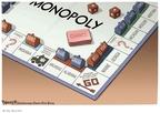 Clay Bennett  Clay Bennett's Editorial Cartoons 2009-10-25 $200