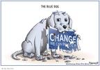 Cartoonist Clay Bennett  Clay Bennett's Editorial Cartoons 2009-11-12 2008 election