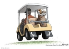 Cartoonist Clay Bennett  Clay Bennett's Editorial Cartoons 2009-12-06 outline