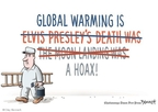 Cartoonist Clay Bennett  Clay Bennett's Editorial Cartoons 2009-12-17 deny