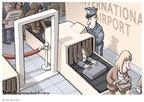 Cartoonist Clay Bennett  Clay Bennett's Editorial Cartoons 2009-12-29 fly