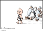 Cartoonist Clay Bennett  Clay Bennett's Editorial Cartoons 2009-12-31 2010