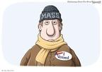 Cartoonist Clay Bennett  Clay Bennett's Editorial Cartoons 2010-01-21 Massachusetts