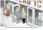 Cartoonist Clay Bennett  Clay Bennett's Editorial Cartoons 2010-02-04 win