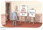 Cartoonist Clay Bennett  Clay Bennett's Editorial Cartoons 2010-02-07 member