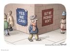 Cartoonist Clay Bennett  Clay Bennett's Editorial Cartoons 2010-02-17 2008