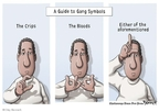 Cartoonist Clay Bennett  Clay Bennett's Editorial Cartoons 2010-03-30 member