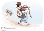 Cartoonist Clay Bennett  Clay Bennett's Editorial Cartoons 2010-01-19 educational standards