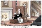 Cartoonist Clay Bennett  Clay Bennett's Editorial Cartoons 2011-04-14 Federal government
