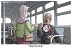 Clay Bennett  Clay Bennett's Editorial Cartoons 2011-07-21 2012 election religion