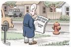 Cartoonist Clay Bennett  Clay Bennett's Editorial Cartoons 2012-04-10 than