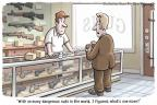 Cartoonist Clay Bennett  Clay Bennett's Editorial Cartoons 2012-07-24 more