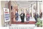 Cartoonist Clay Bennett  Clay Bennett's Editorial Cartoons 2012-08-07 Facebook