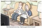 Cartoonist Clay Bennett  Clay Bennett's Editorial Cartoons 2012-09-18 2012 political convention