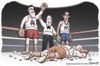 Cartoonist Clay Bennett  Clay Bennett's Editorial Cartoons 2012-10-08 Mitt