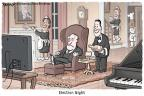 Cartoonist Clay Bennett  Clay Bennett's Editorial Cartoons 2012-11-07 2012 election