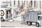 Cartoonist Clay Bennett  Clay Bennett's Editorial Cartoons 2013-01-04 legislative branch