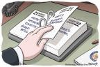 Cartoonist Clay Bennett  Clay Bennett's Editorial Cartoons 2013-01-22 bipartisan