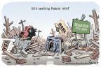 Cartoonist Clay Bennett  Clay Bennett's Editorial Cartoons 2013-05-22 collapse