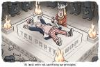 Cartoonist Clay Bennett  Clay Bennett's Editorial Cartoons 2013-09-27 tea