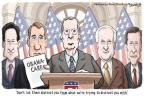 Cartoonist Clay Bennett  Clay Bennett's Editorial Cartoons 2013-11-26 Speaker of the House