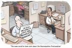 Cartoonist Clay Bennett  Clay Bennett's Editorial Cartoons 2014-02-07 same