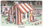 Cartoonist Clay Bennett  Clay Bennett's Editorial Cartoons 2014-02-11 big