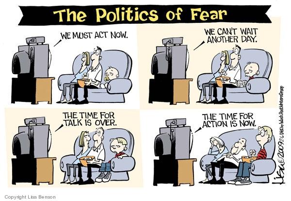 Cartoonist Lisa Benson  Lisa Benson's Editorial Cartoons 2009-02-06 economic downturn