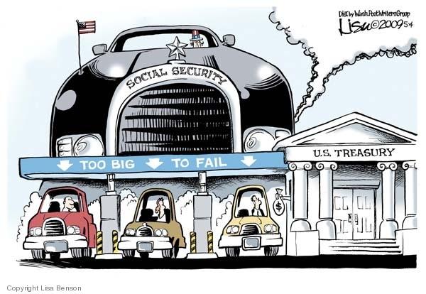 Cartoonist Lisa Benson  Lisa Benson's Editorial Cartoons 2009-05-04 big