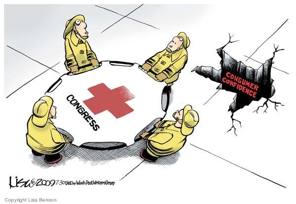 Cartoonist Lisa Benson  Lisa Benson's Editorial Cartoons 2009-07-30 congress health care