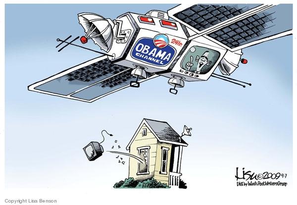 Lisa Benson  Lisa Benson's Editorial Cartoons 2009-09-07 24 hours