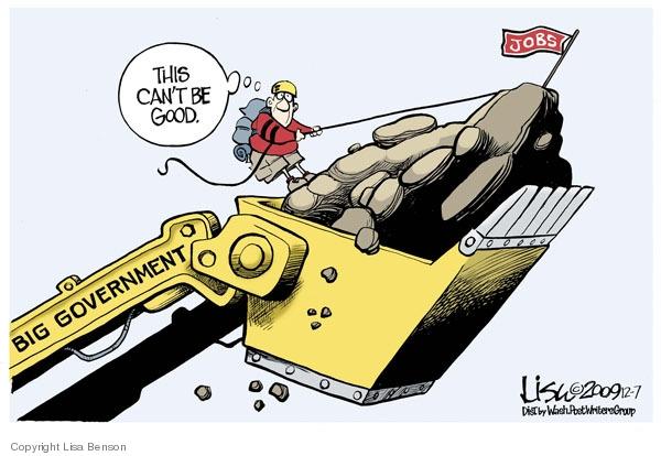 Cartoonist Lisa Benson  Lisa Benson's Editorial Cartoons 2009-12-07 big